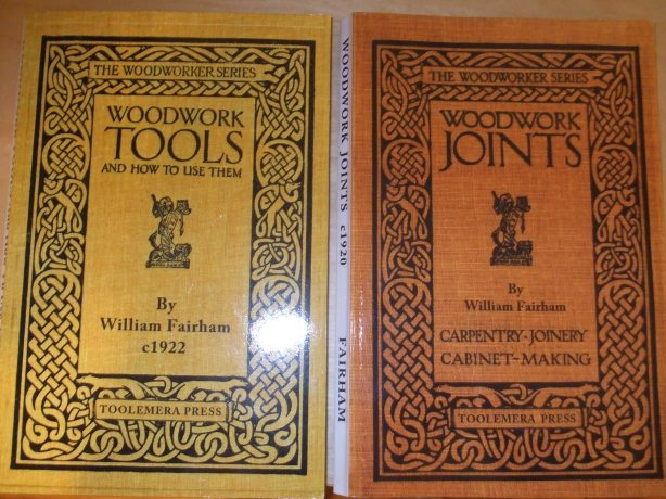woodwork joints book